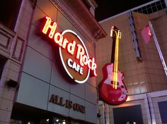 Hard Rock Cafe, Toronto, ON, Canada