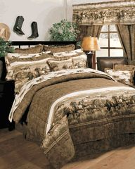 Save - on all Western Bedding and Comforter Sets at Lone Star Western Decor. Your source for discount pricing on cowboy bed sets and rustic comforters. Queen Size Comforter Sets, King Comforter, Bedding Sets, Queen Bedding, Western Bedding, Rustic Bedding, Unique Bedding, Western Curtains, Country Bedding