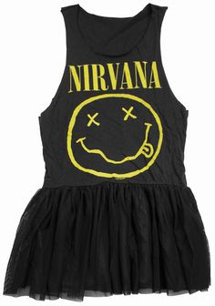 Nirvana Kids Tutu Dress. Do you love it?