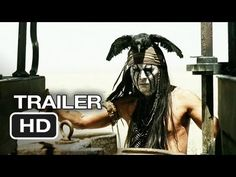 The Lone Ranger Trailer (2013) Johnny and Helena.