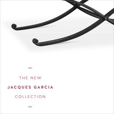 The New Jacques Garcia Collection | Debuting October 19 | Baker Furniture