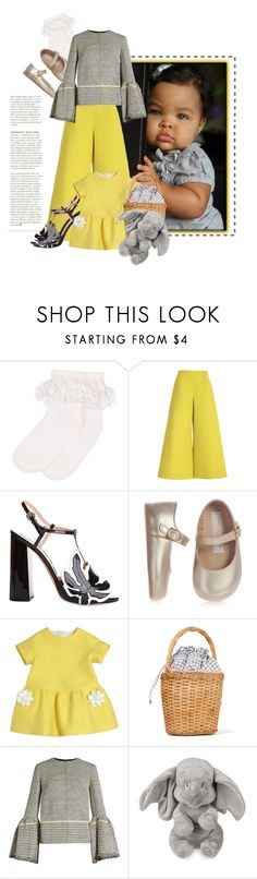 """""""Me And My Little Chewy"""" by the-house-of-kasin ❤ liked on Polyvore featuring Monsoon, Delpozo, Rochas, Simonetta, Edie Parker, Roksanda and Disney"""