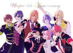 Uta no prince sama 6th anniversary