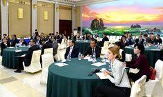 유엔의 날에 즈음한 토론회 진행