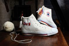 Sneakerstuff x Converse Lovikka Chuck Taylor