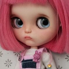 Little sweet Blythe girl waiting for mom in my store. FREE SHIPPING
