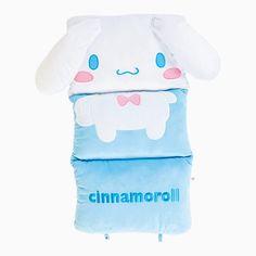 #Cinnamoroll sleeping bag  ( ̄3 ̄)  シナモロール 2WAYクッション   グッズ   サンリオ