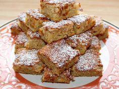 Almás piskóta | Alajuli receptje - Cookpad receptek Hungarian Cuisine, Hungarian Recipes, Sweet Cookies, Cake Cookies, Baking Recipes, Dessert Recipes, Hungarian Cake, French Toast, Nutella