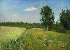 Levitan, Isaac - Summer | Flickr - Photo Sharing!
