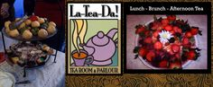 Rochester NY Tea Room Park Ave. and Alexander St. Lunch, Brunch, Afternoon Tea, Corporate Breakfasts – Children's Tea Parties – Birthdays Showers – Catering Available
