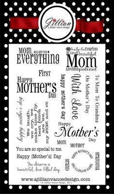 Celebrate Mom Stamp Set