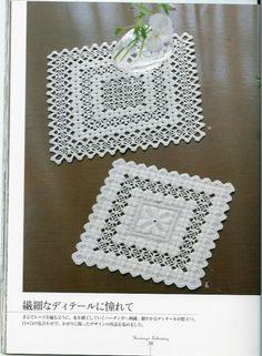 Gallery.ru / Фото #32 - Hardanger Embroidery(япония) - Orlanda