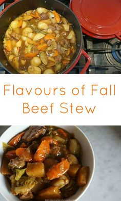 the flavours of fall with this deliciously rich and hearty beef stew ...