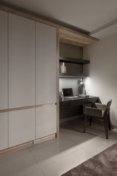 30 Space Saving Bedroom Storage Ideas 2020 (Unique & Stylish) – Dovenda Do you prefer open rack or walk-in closet? Or, do you need sliding doors to hide your clothes? Bedroom Cupboard Designs, Wardrobe Design Bedroom, Bedroom Cupboards, Home Office Design, Modern House Design, Office Style, Home Design, Home Office Furniture, Furniture Design