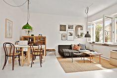 リビングルームのデザインを考えるときに役立つ参考写真 | デコール・インテリア