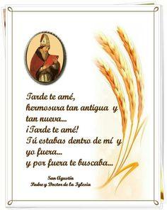 18 Mejores Imagenes De San Agustin Quote Catholic Y God Is Love