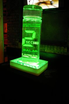 Ice Sculpture - 2 Seconds vitamin supplement launch 2010