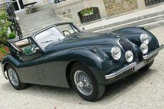 Jaguar XK 120 Drophead Coupe Jaguar Xk120, Antique Cars, Classic Cars, Automobile, British, Vehicles, Cutaway, Vintage Cars, Car