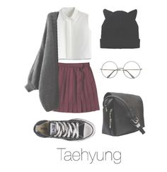 BTS V/Taehyung Valentine outfit @BTSOufits