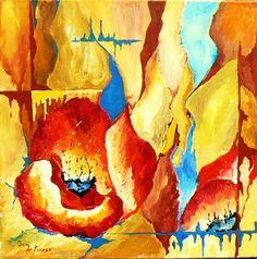 Artwork >> Jean Jourdan >> Red #masterpiece, #artwork, #art, #extraordinary, #painting, #beautiful