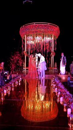 Wedding Gate, Indian Wedding Ceremony, Wedding Entrance, Indian Wedding Planning, Wedding Mandap, Indian Wedding Bridesmaids, Royal Indian Wedding, Indian Wedding Video, Desi Wedding Decor