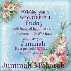 Jumma Mubarak Messages, Jumma Mubarak Images, Beautiful Islamic Quotes, Islamic Inspirational Quotes, Islamic Images, Islamic Pictures, Jumma Mubarik, Muslim Pictures, Birthday Money