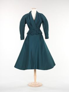 Dinner Suit, 1951 Charles James