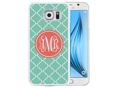 New to TheMonogramLine on Etsy: monogrammed galaxy s6 case  personalized  design your own (15.95 USD)