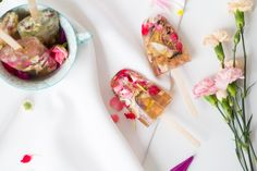 DIY Floral Valentine's Soap Pops | Fall For DIY