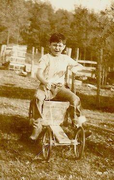 Young Rocket Boy- Homer Hickman