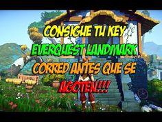 CONSIGUE TU KEY EVERQUEST NEXT LANDMARK PC