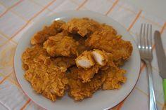I bocconcini di pollo ai cornflakes sono un secondo piatto che piacerà ai grandi ma soprattutto ai più piccoli. Una ricetta semplice ma di sicuro successo