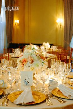 Meridian House DC wedding