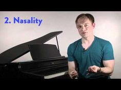 """Ep. 2 """"Nasality Vs. Nasal Resonance"""" - In Episode 2 of Voice Lessons To The World, Justin Stoney of New York Vocal Coaching explains the difference between sounding """"nasal"""" and using nasal resonance appropriately for both speaking and singing. Those who have been told they have a nasal voice can find out the truth about what it means to be nasal and how to fix this. Enjoy Voice Lessons To The World!"""