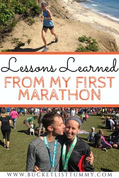 26 lessons learned from my first cycle of marathon training, and what you can expect #marathontraining #running #halfmarathontraining #runningmotivation Interval Running, Running Race, Running Workouts, Running Tips, Marathon Training Diet, Training Schedule, Running For Beginners, How To Start Running, Lessons Learned