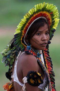 Rikbaktsa Tribe