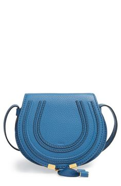 Chloé 'Small Marcie' Leather Crossbody Bag available at #Nordstrom