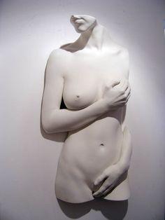 Pregnant girl strips nude
