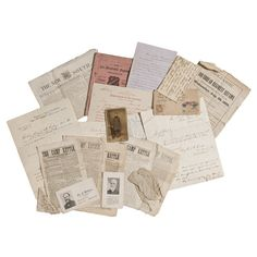 Civil War Archive of Lt Col David A Leckey, 100th Pennsylvania, Round... ❤ liked on Polyvore featuring fillers, backgrounds, paper, items, other, text, doodle, quotes, embellishment and detail