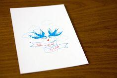 wedding swallows - Google Search