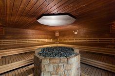 Finnische Sauna - Arobella Erlebnisbad