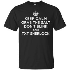 Great Gift Idea for You or a Loved One   SuperWhoLock T-shirts - Keep Calm Grab The Salt Don't Blink   https://sudokutee.com/product/superwholock-t-shirts-keep-calm-grab-the-salt-dont-blink/  #SuperWhoLockTshirtsKeepCalmGrabTheSaltDon'tBlink  #SuperWhoLockGrab #T #shirts # # #Keep #CalmSaltDon't