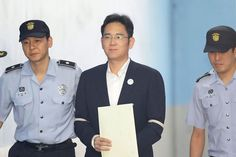 Samsung will have to operate without its acting leader for a few years, now that a South Korean court has found Lee Jae-yong guilty of bribery and embezzlement. The executive has been sentenced to five years in prison, much shorter than the Political Scandals, Politics, Samsung, Prison, The Day Will Come, Digital Trends, The Heirs, Former President, Tech News