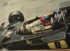 Emerson Fittipaldi - Lotus 72D (Ford) - 1972