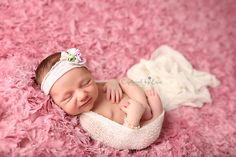 www.capturedbyerin.com #newborngirl #newbornsmile #newborninwrap #CAnewbornphotography