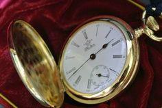 Pocket Watch アンティーク天皇陛下下賜高級菊紋懐中時計極珍品 Antique ¥25000yen 〆08月25日