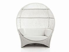 Igloo upholstered fabric garden sofa ALTAIR Altair Line by Samuele Mazza Outdoor Collection by DFN | design Samuele Mazza