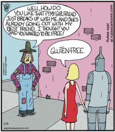 free or gluten free?