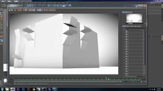 Tutorial : Cinema 4D Building an Object with the Step Effector on Vimeo