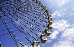 "You might lk singing a fewbars of classic song,""Volare"" while coursing around theEurowheel @Petra Kos,an amusementpark nearRavenna,Italy The classicEurowheel is Europe's 2nd-highest F wheel, w/ a vertical reach of 270ft Mirabilandia offers all the classic amusement park experiences,fr roller coasters 2 H2O rides For quiet moments,stroll thru theGardens,Mirabilandia's naturalside. Visitors can also visit historic Ravenna,which was a capital of the WesternRomanEmpire  home 2many masterpieces"